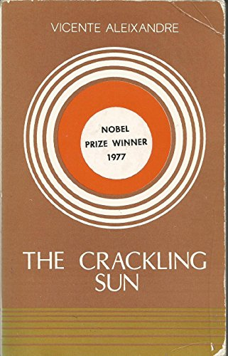 9788471432278: Crackling Sun: Selected Poems