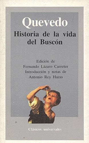 9788471432681: Historia de la vida del buscon