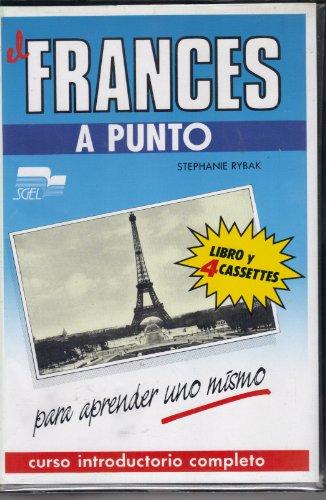 El francés a punto : para aprender uno mismo: Rybak, Stephanie