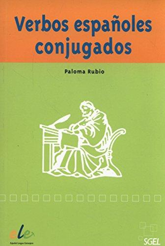 9788471434210: Verbos españoles conjugados