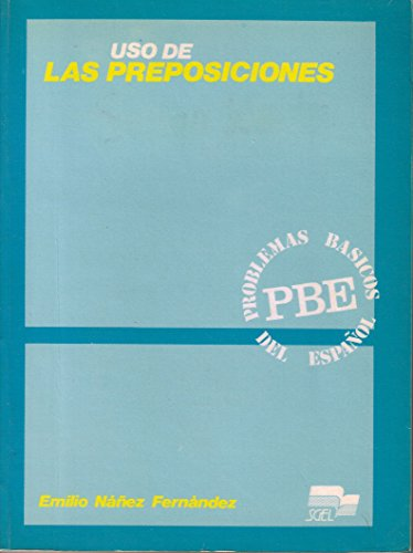 9788471434418: Cuestiones Gramaticales: USO De Las Preposiciones