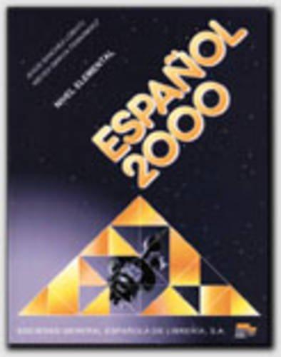 9788471434463: Espanol 2000. Elemental alumno. Per le Scuole superiori: 1 (Meth. Ens. Espa)