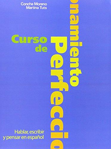 9788471434609: Curso Perfeccionamiento Espanol: Libro Del Alumno: Student Book (Spanish Edition)