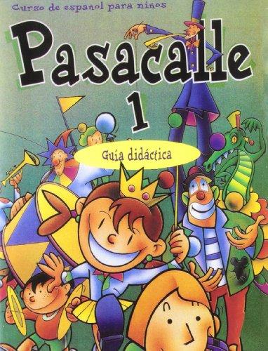 9788471436092: Pasacalle 1 Tutor Book (Spanish Edition)