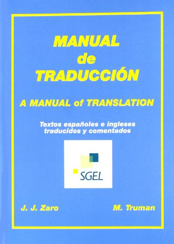 9788471437266: Manual De Traduccion (Spanish Edition)