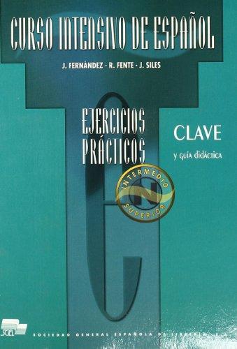9788471437600: Curso Intensivo De Espanol - Level 3 Clave: Clave / Superior Level 3 of 3 (Spanish Edition)