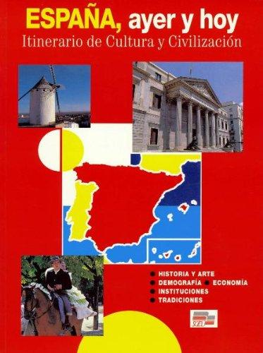 9788471437983: España ayer y hoy