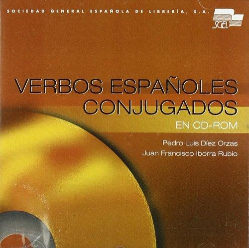 9788471438164: Verbos españoles conjugados (CD-rom)