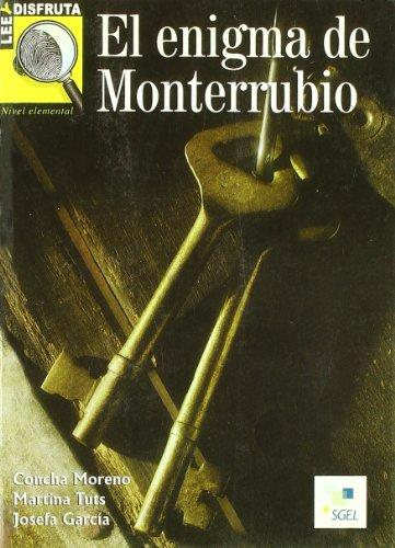 9788471438249: El enigma de Monterrubio (Lee y disfruta)