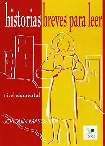 9788471438256: Historias Breves Para Leer: Nivel Elemental (Spanish Edition)