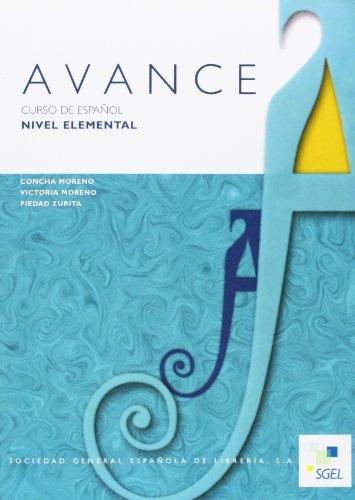 9788471438942: Avance Book 1: Elemental
