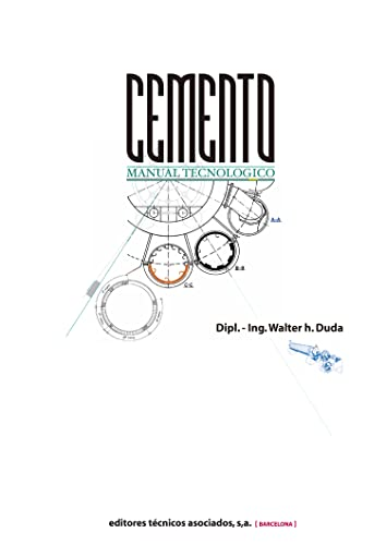 9788471460950: Cement technology manual (Spanish Edition)