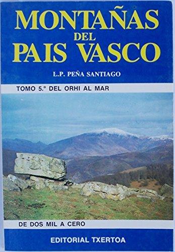 9788471480910: Montañas Del Pais Vasco V (Askatasun Haizea)