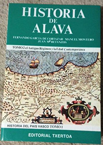 9788471481856: Historia de Alava