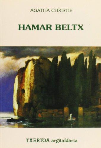 9788471482532: Hamar Beltx (Larrun)