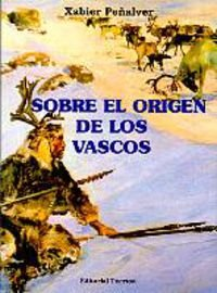 9788471483546: SOBRE EL ORIGEN DE LOS VASCOS