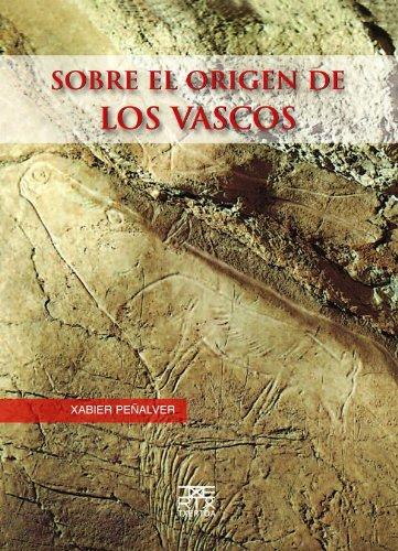 9788471484369: Sobre el Origen de los Vascos
