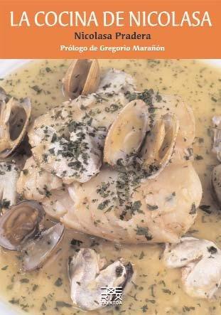 9788471484956: La cocina de Nicolasa