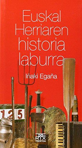 9788471485427: Euskal Herriaren historia laburra (Leire)