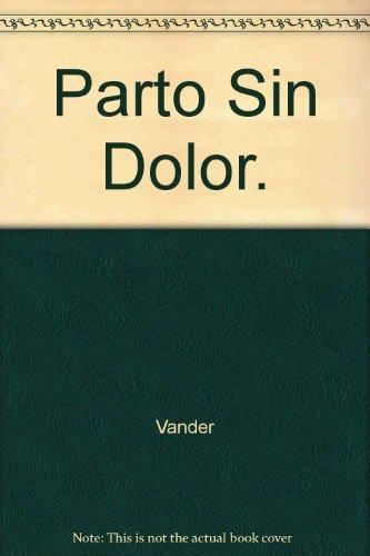 9788471500274: Parto Sin Dolor. (Spanish Edition)