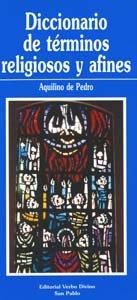9788471516756: Diccionario de términos religiosos y afines