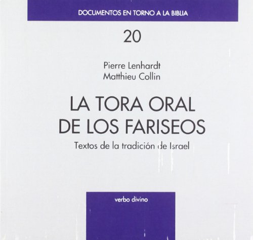 La tora oral de los fariseos [Perfect