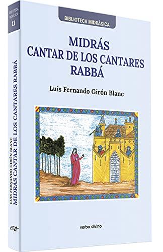 9788471518057: Midrás Cantar de los Cantares Rabbah (Asociación Bíblica Española)