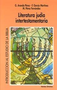 9788471519108: Literatura judía intertestamentaria (Introducción al estudio de la Bíblia)