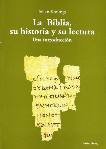 9788471519764: La Biblia, su historia y su lectura: Una introducción (Materiales de trabajo)