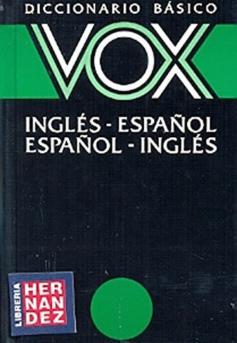 9788471531551: Vox Ingles Epsanol Dictionary