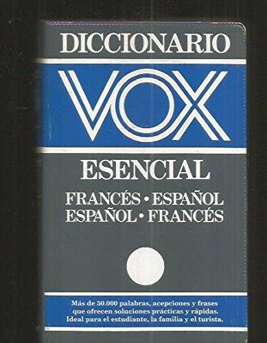 Diccionario vox esencial frances-español, español-frances: n/a