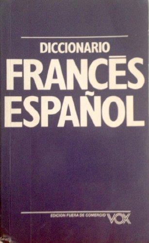 9788471531896: Diccionario compendiado frances-español español-frances V o X
