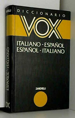 9788471533951: Spanish / Italian Dictionary