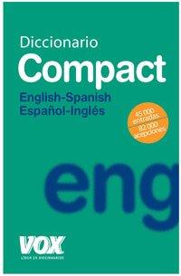 Diccionario Compact English-Spanish / Español-Inglés (Vox - Lengua Inglesa - Diccionarios Escolares) - Aa.Vv.