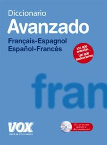 9788471535924: Diccionario avanzado Francais-Espagnol Espanol - Frances/ Advanced Dictionary French-Spanish Spanish - French (Spanish Edition)