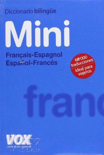 9788471538222: Diccionario Mini Français-Espagnol/Español-Francés (Vox - Lengua Francesa - Diccionarios Generales)