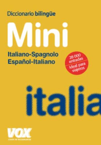 9788471538239: Diccionario Italiano-Spagnolo Espanol-Italiano/ Italian-Spanish Spanish-Italian Dictionary (Spanish Edition)