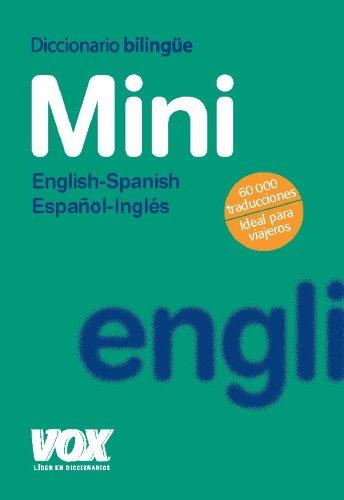 9788471538246: Diccionario Mini English-Spanish Español-Inglés / Mini Dictionary Spanish-English (Diccionarios Visuales / Visual Dictionaries) (Spanish Edition)
