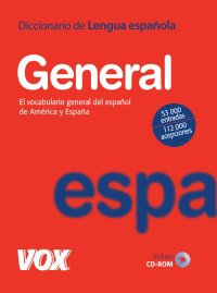 9788471538284: Dicc. General de la Lengua Española (Vox - Lengua Española - Diccionarios Generales)