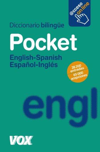9788471538505: Diccionario Pocket English-Spanish Espanol-Ingles / Pocket Dictionary Ingles-Espanol Spanish-English (Spanish and English Edition)