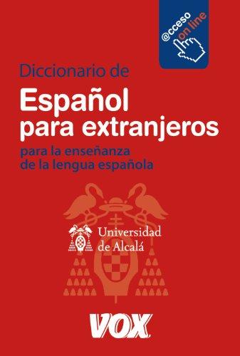 9788471538529: Diccionario para la Enseñanza de la Lengua Española (Vox - Lengua Española - Diccionarios Generales)