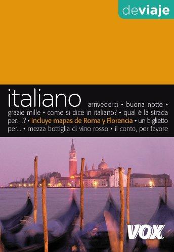 9788471538581: Italiano de viaje / Italian to travel (Spanish Edition)