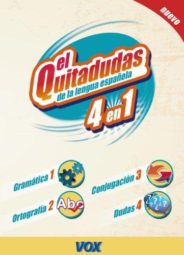 9788471538697: El Quitadudas de la Lengua Española (Vox - Lengua Española - Manuales Prácticos)