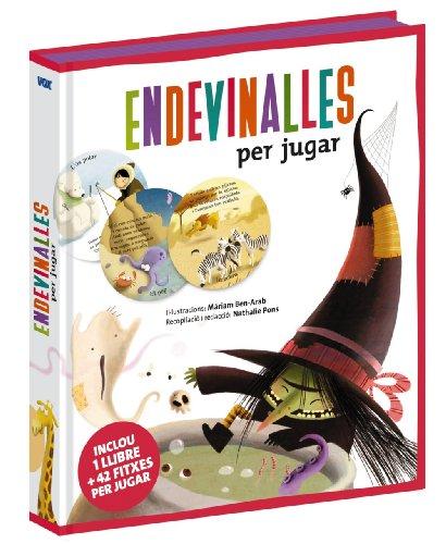 9788471538833: Endevinalles per jugar (Vox - Infantil / Juvenil - Català - A Partir De 3 Anys - Col·Lecció Llibres Per Jugar)