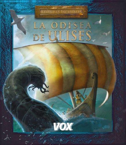 9788471538987: La odisea de Ulises