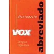 9788471539496: Diccionario Abreviado Lengua Espanola (Spes) (Spanish Edition)