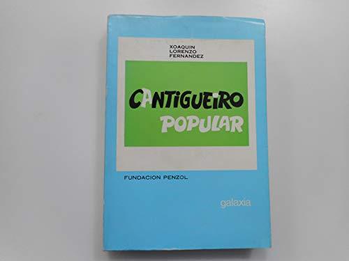 9788471542137: Cantigueiro popular da Limia Baixa