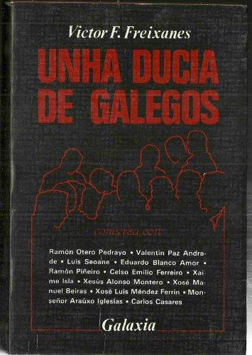 9788471542489: Unha ducia de galegos