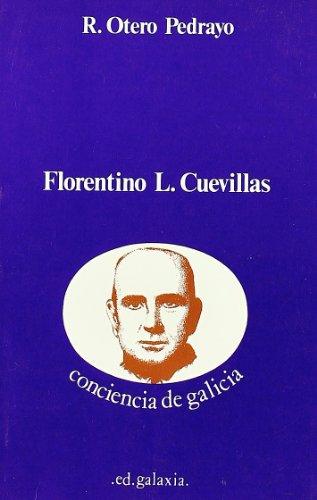 9788471543660: Florentino L. Cuevillas (Conciencia de Galicia)