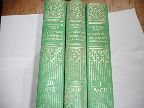9788471543707: Diccionario enciclopedico gallego-castellano